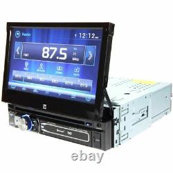 DUAL XDVD176BT 7 TOUUCHSCREEN DISPLAY CAR AUDIO DVD/CD RECEIVER With BLUETOOTH BT