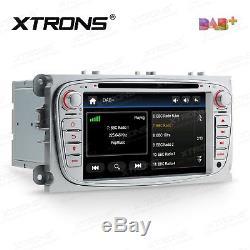 Dab+ Radio Car Cd/dvd Player Gps Sat Nav Stereo Ford Focus Mondeo S-max Galaxy