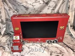 Disney Pixar Cars Mack Truck 19 LCD TV Integrated DVD Player No Remote Control