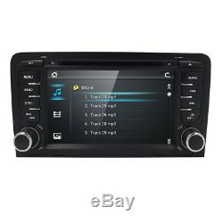 Double DIN Audi A3 Sat Nav S3 RS3 RNSE-PU Car Radio Stereo DVD Player GPS