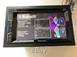 ExDisplay Pioneer AVH-A3100DAB DVD Player AVHA3100DAB USB DAB Car Touchscreen AV