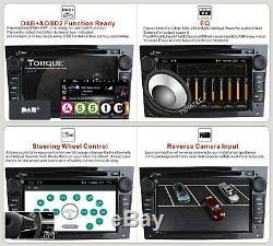 Fit Vauxhall Corsa D VIVARO ASTRA H Car Stereo GPS SAT NAV DVD Player DAB Radio