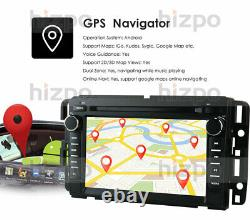 Fit for GMC Sierra 1500 2500HD 3500HD Car Android Radio Wifi GPS Map Stereo+Cam