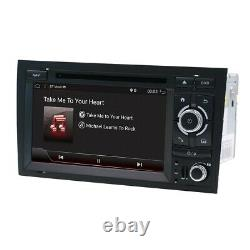 For Audi A4 S4 RS4 SEAT EXEO Sat Nav Android 10 Car Radio Stereo DVD Player GPS