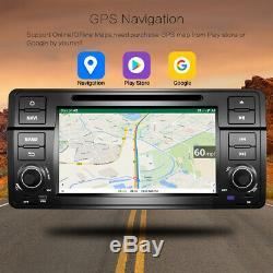 For BMW 3 E46 M3 7-inch Android 8.1 Car Radio Stereo In-Dash DVD Player GPS Navi