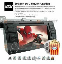 For BMW E46 M3 320 325 7 1080P Video Car Radio Stereo DVD Player GPS Head Unit