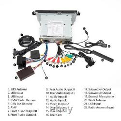 For BMW E46 M3 3er 318 320 7 Android 10 Car Stereo Radio DVD Player GPS DVR DAB