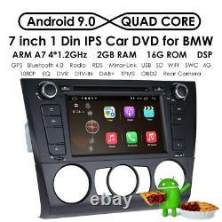 For BMW E81 E82 E88 7 Dual CANbus Car DVD Player GPS Sat Nav Radio Touch Screen