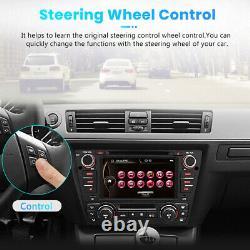 For BMW E90 E91 E92 E93 3 Series Car Stereo Radio GPS Sat Nav DAB+CD DVD Player
