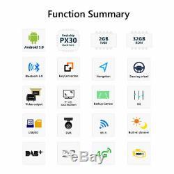 For BMW E90 E91 E92 E93 Android 9.0 32GB Head Unit 7 Car DVD Player GPS Sat Nav