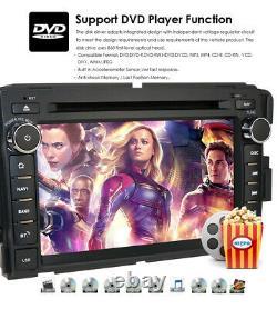 For GMC Yukon Chevy Silverado Sierra 7GPS Car DVD Player Radio Stereo Bluetooth