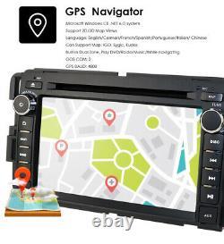 For GMC Yukon Chevy Silverado Tahoe Chevrolet Car Radio GPS SAT Navi DVD Player