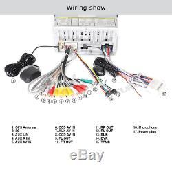 For Hyundai Santa Fe 2006-2012 Car Stereo Sat Nav 6.2 DVD Player Radio GPS BT