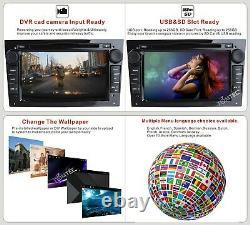 For OPEL Vauxhall Vectra Antara Astra H Combo Corsa D Car Stereo DVD Player GPS