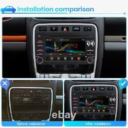 For Porsche Cayenne Car Stereo Radio 7 GPS SatNav BT DAB+ DVD Mp4 Player USB