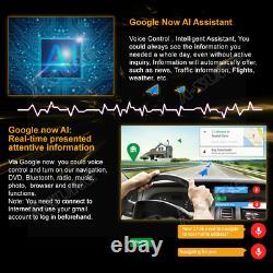 For Skoda Octavia Car DVD Player Stereo Android 10 CarPlay Sat Nav DAB+ WIFI GPS