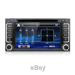 For TOYOTA GPS CAR DVD Player Stereo HIACE RAV4 Landcruiser PRADO Camry HILUX