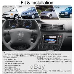 For VW Golf MK4 Bora Passat B5 Jetta T5 Car CD DVD Player Stereo Unit GPS Radio
