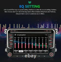 For VW Golf MK5 MK6/Jetta/Transporter 7 Car DVD Player Radio GPS Sat Nav Stereo