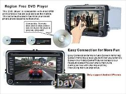 For VW Golf MK5 MK6 Jetta Transporter PASSAT CC Car DVD Player Radio GPS Sat Nav