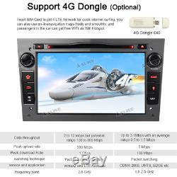 For Vauxhall OPEL Vectra Antara Astra H Combo Corsa D Car Stereo DVD Android 9.0