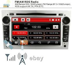 For Vauxhall Opel Astra Corsa D Meriva Zafira B Car Stereo Radio DVR GPS Sat Nav