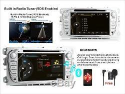 Ford Focus 2008 2009 2010 2011 Car DVD Player Radio GPS Sat Nav Bluetooth Camera