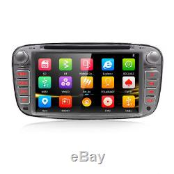 Ford Focus 2008 2010 Car GPS Sat Nav DVD Player Radio Bluetooth Mondeo Galaxy