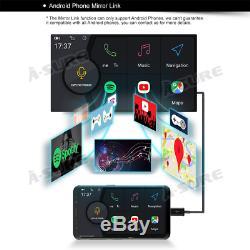 Ford Focus/Mondeo/S-Max Radio 2Din 7Car Stereo DVD Player GPS Sat Nav SWC BT