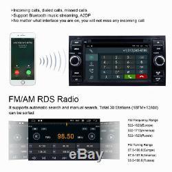 Ford Focus Transit 2005-2012 S-Max Car Stereo USB RDS GPS Sat Navi DVD Player BT