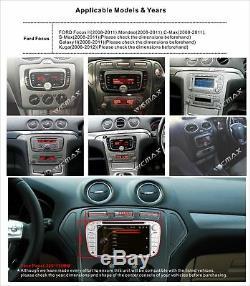 Ford Mondeo2008 2009 2010 2011Car stereo DVD Player GPS Sat Nav Bluetooth Camera