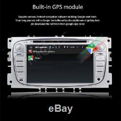 Ford Mondeo Focus C S MAX 2008 2009 2010 Silver Car GPS NAV BT DVD Player Radio