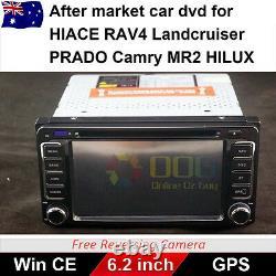 GPS CAR DVD Player Stereo HIACE RAV4 Landcruiser PRADO Camry MR2 HILUX yarris