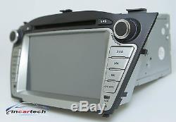 GPS Hyundai Car Player Navigation IX35 DVD Stereo Radio iPod Bluetooth IX-35