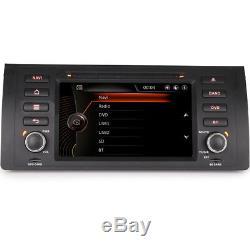 Gps Sat Nav Car Radio Dvd Player Bluetooth Stereo For Range
