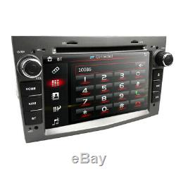 Grey For Vauxhall Opel Vivaro/Astra H/Corsa Car DVD Player DAB GPS Sat Nav Radio
