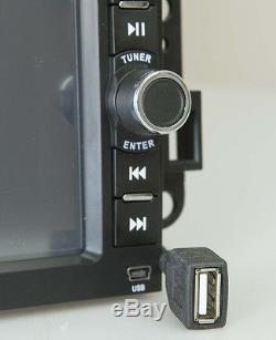 Holden Captiva CG Series I 7 SX Car Player GPS Bluetooth Radio DVD Stereo 7 HD