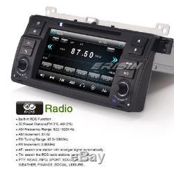 Italiano Autoradio BMW E46 3er M3 Rover 75 MG ZT Car Stereo GPS DVD CD 7162IT