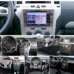 Italiano Vauxhall Opel Corsa Astra Vectra Zafira Autoradio Car DVD GPS SWC 7160I