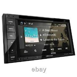 Kenwood 2-din 6.2 Touchscreen Bluetooth Car Stereo DVD Player Receiver Ddx276bt