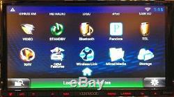 Kenwood Car Navigation Wi-Fi in Dash Audio Video Receiver DNN990HD