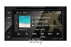 Kenwood DDX26BT 6.2 Bluetooth DVD Receiver Double Din Touchscreen Car Stereo