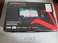 Kenwood DNX9990HD 6.95 inch Car DVD Player/GPS Navigation System