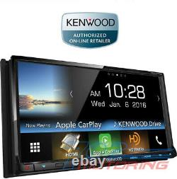 Kenwood Ddx9703s Ddx9703 Apple Car Play / Android Auto / Bt / DVD / CD /
