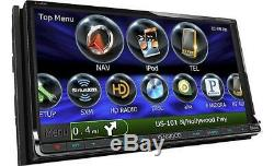 Kenwood Dnx890hd 6.95 Car Stereo Navigation Gps Reciever With Bluetooth Player