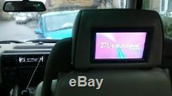 Land rover discovery 2 td5 es auto, built in rear DVD players, headphones, remote, u