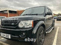 Landrover Discover 3 2.7 Tdv6 Automatic Java Black 2013 Discovery 4 Lookalike