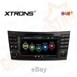 Mercedes-Benz E/CLS Class W211 W219 Car CD DVD Player Sat Nav Stereo DAB+ Radio