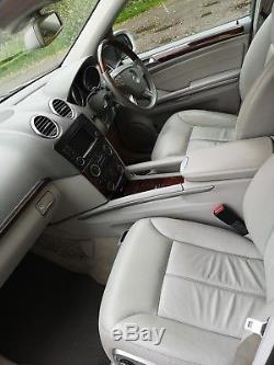 Mercedes Benz GL420 CDI 4-MATIC, FSH, 12 MOT, 7 Seat, Large DVD Player, 4.0 V8 Diesel