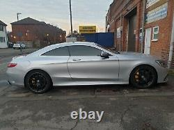 Mercedes Benz S Class Amg Coupe S63 Auto Silver 2dr 5.5 V8 Spds Mct